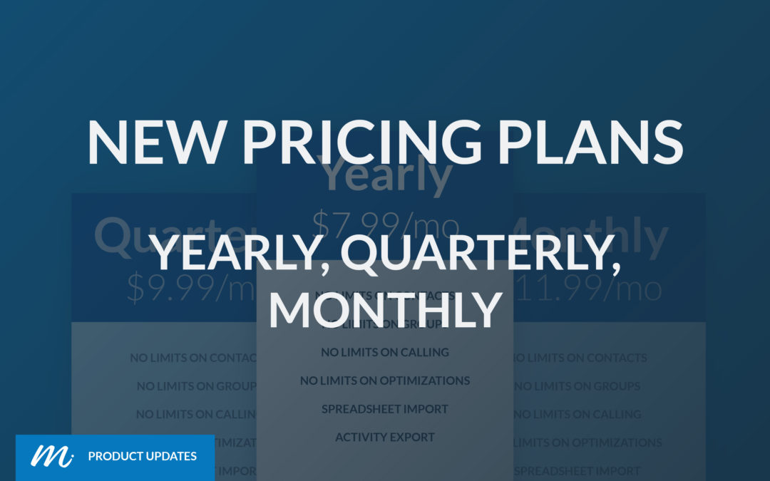 Coming Soon — New Mapview Subscription Plans